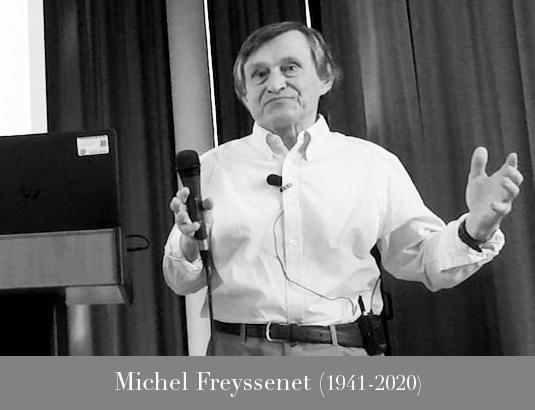 Hommage à Michel Freyssenet